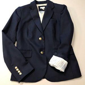 Jcrew outlet schoolboy blazer